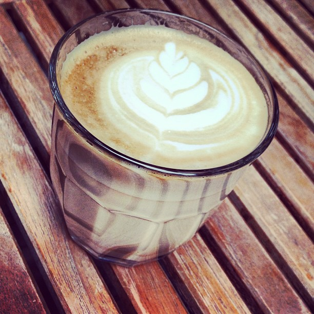 #latte #coffee #hongkong #hkig