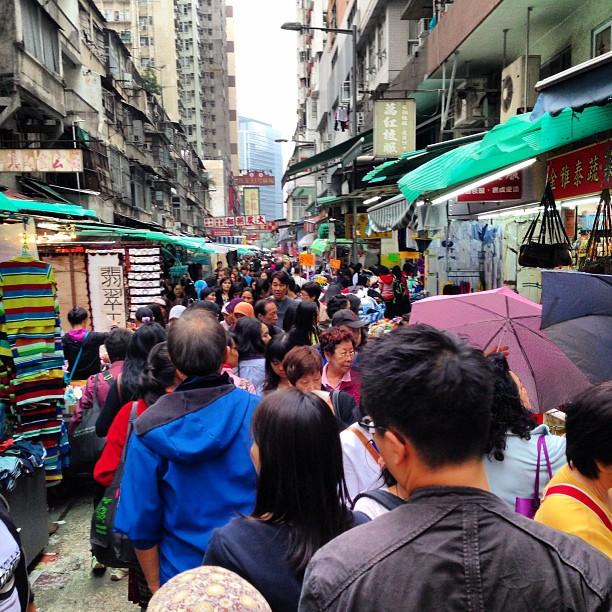 #northpoint #street #market. #hongkong #hkig
