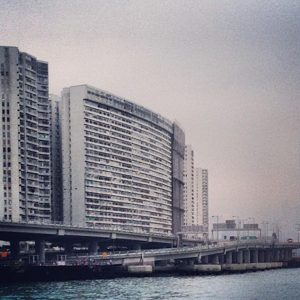 Drab and #grey #northpoint. #hongkong #hk #hkig