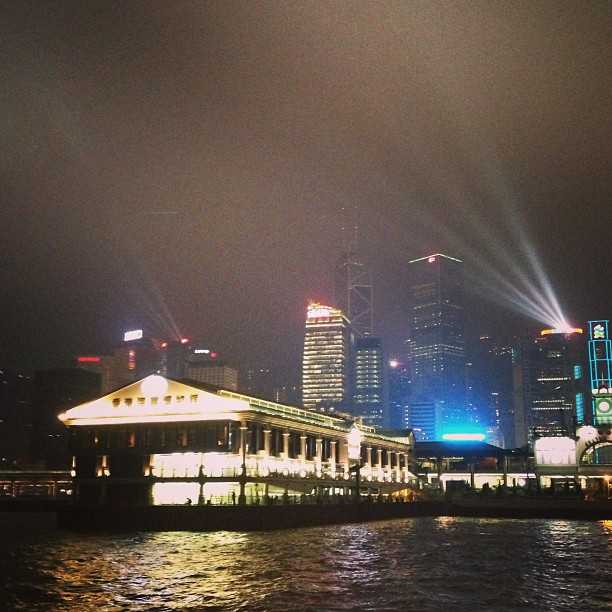 The #star #ferry #pier in #hongkong. #hk #hkig