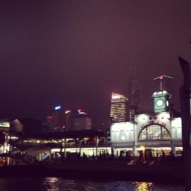 The #star #ferry #pier in #hongkong. #hk #hkig