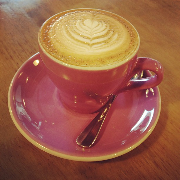 #cappuccino #coffee #hongkong #hk #hkig