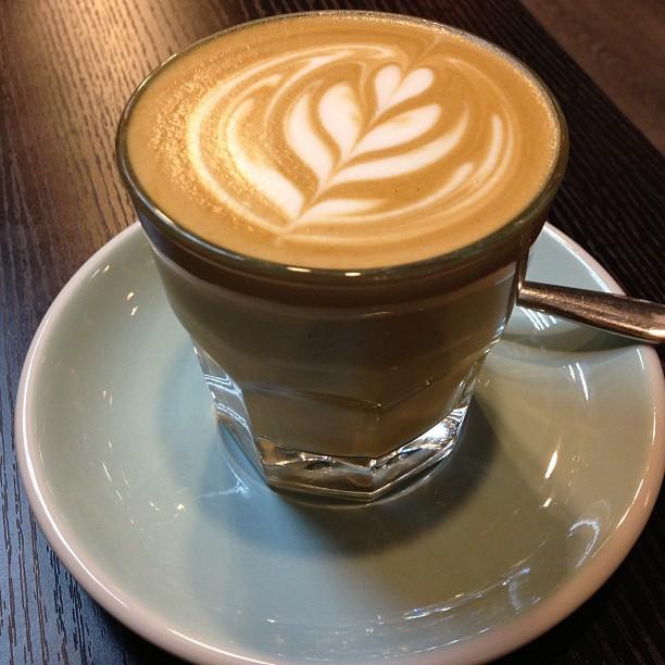 #latte #coffee. #hongkong #hkig