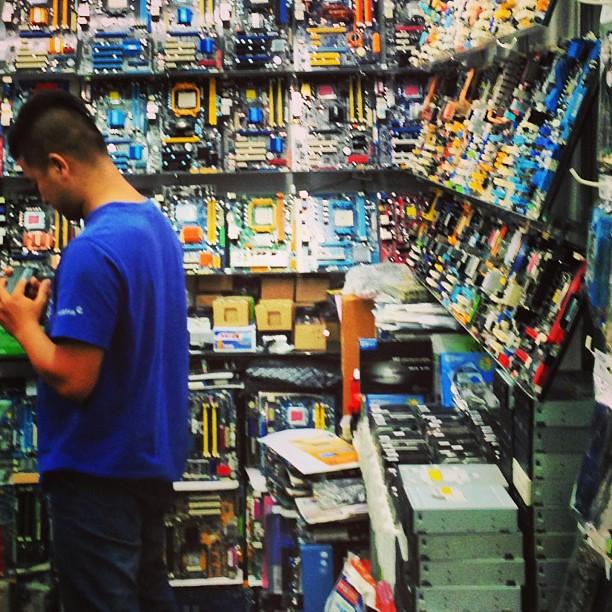 #motherboard specialist store. #hongkong #shamshuipo #hk #hkig