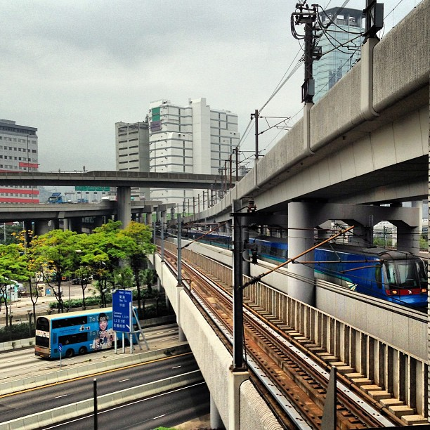 #mtr #train #tracks. #hongkong #hk #hkig
