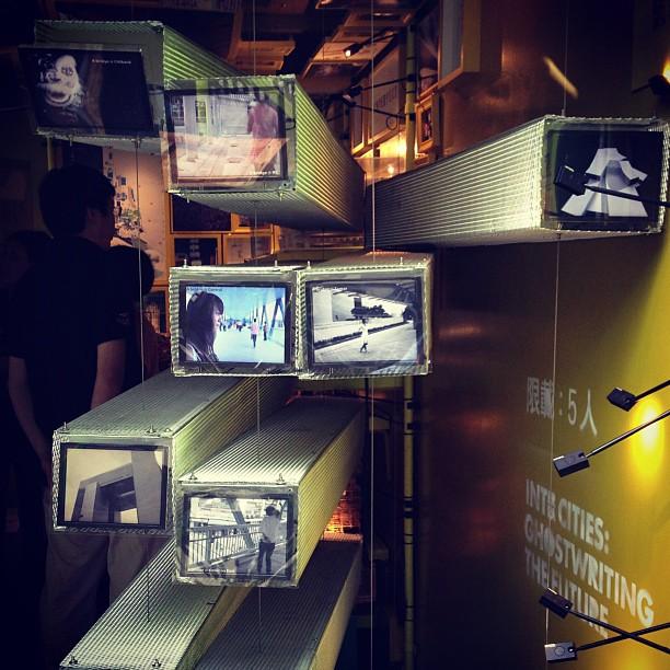 A #mobile #art #exhibition in #kwuntong. #hongkong #hk #hkig