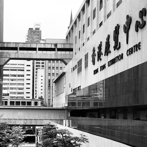 #Urban #decay - the #old #hongkong #exhibition centre. #hk #hkig