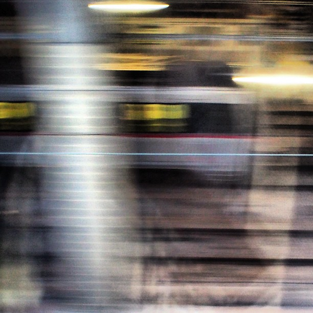 #abstract - #speeding #mtr #train. #hongkong #hk #hkig
