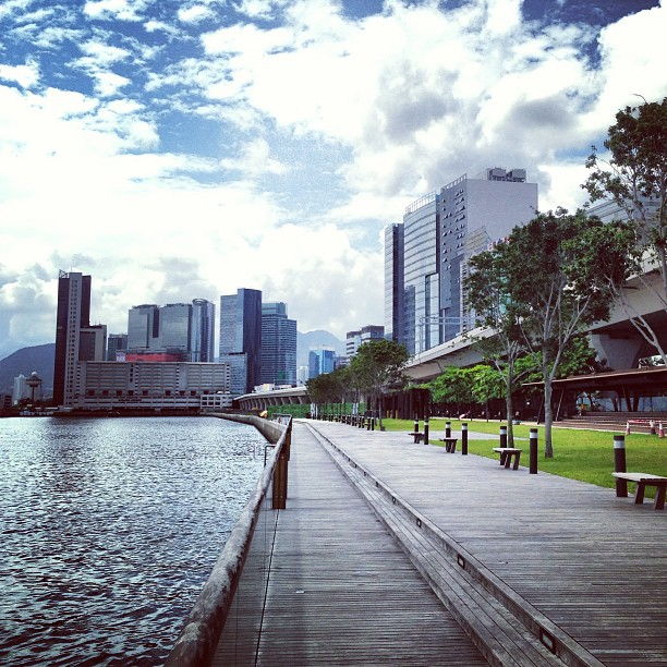 #hidden #hongkong - #KwunTong #promenade. #hk #hkig