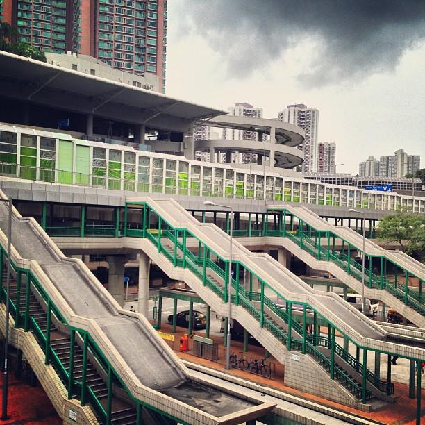 #tsingyi #bus #terminus. #hongkong #hk #hkig