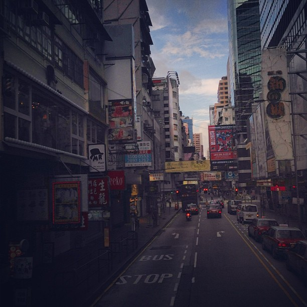 An #early #morning on the #streets of #mongkok. #hongkong #hk #hkig