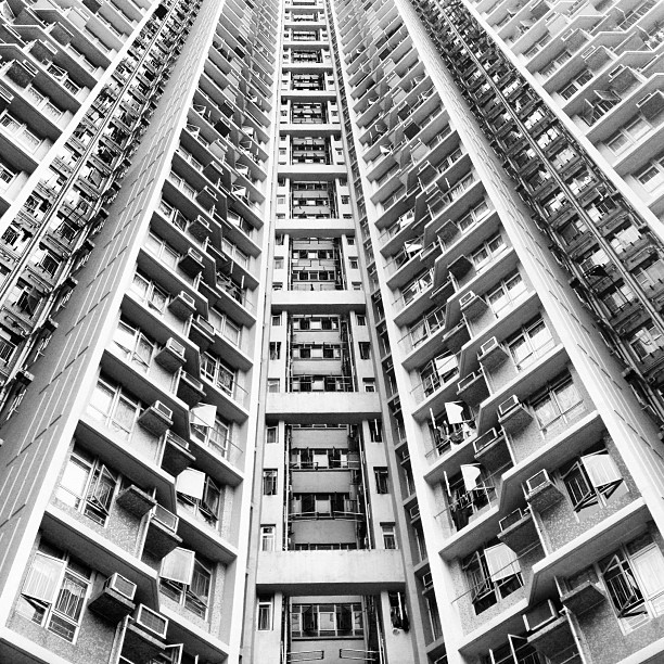 Hong Kong Apartments: Apartment Density In Hong Kong