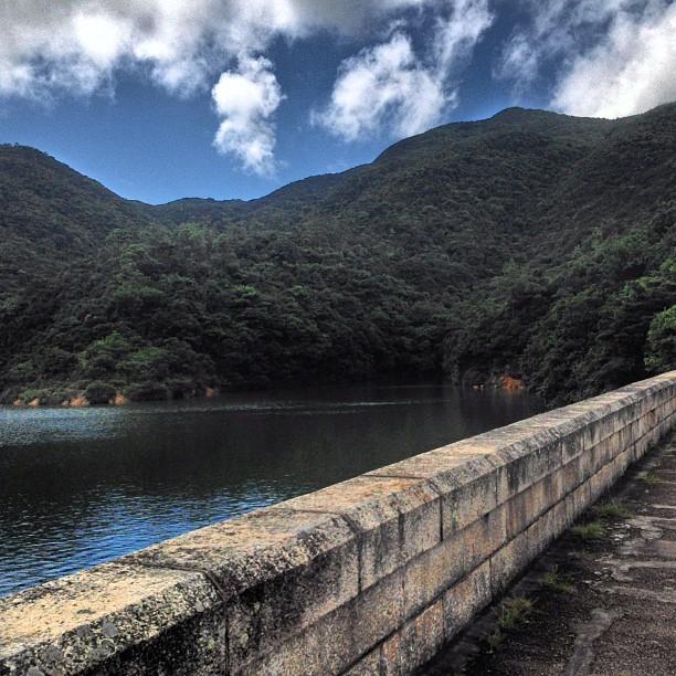 The Wong Nai Chung #reservoir. #hiking #hongkong #hk #hkig