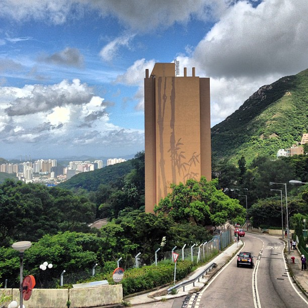 Up in the #hills near the Wong Nai Chung Reservoir. #hongkong #hk #hkig