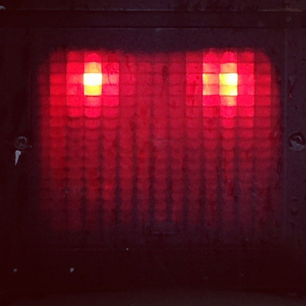 #abstract #bus #brake #lights - #pixel-like. #hongkong #hk #hkig