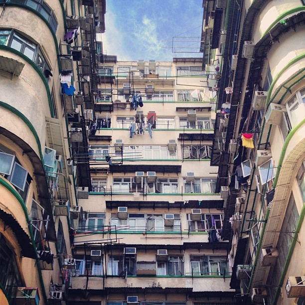 #old #hongkong - the #tonglau #life. #hk #hkig