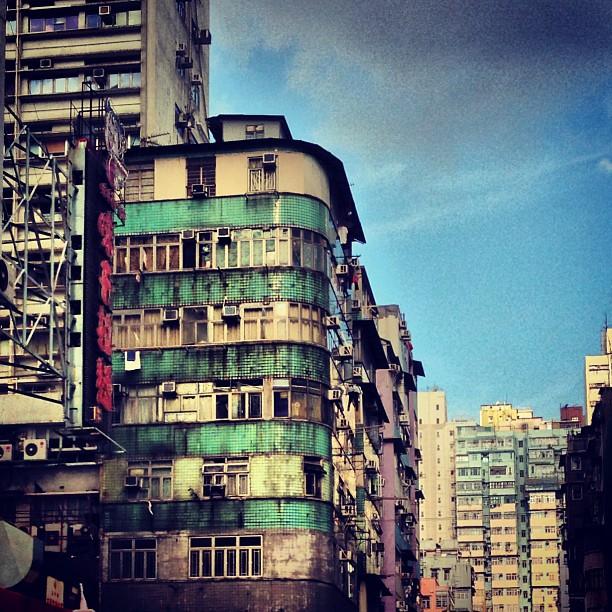 #old #tonglau in #yaumatei. #hongkong #hk #hkig