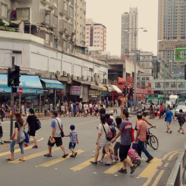 #TuenMun is pretty busy on a #Sunday. #hongkong #hk #hkig #hkvideo #video #instavid