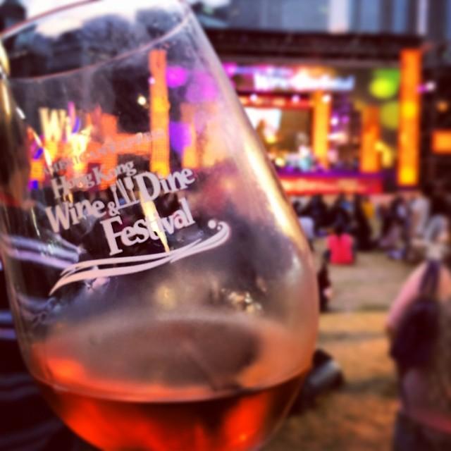 #cheers. #hongkong #hk #hkig #wine #festival