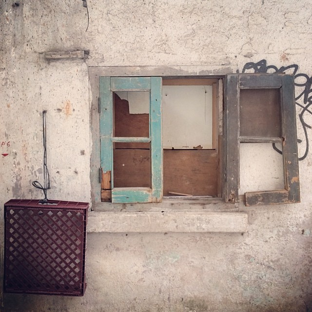 #urban #decay - a #boarded #window. #hongkong #hk #hkig