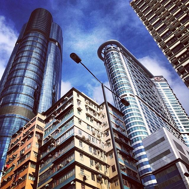 #langhamplace in #Mongkok towers over everything. #hongkong #hk #hkig