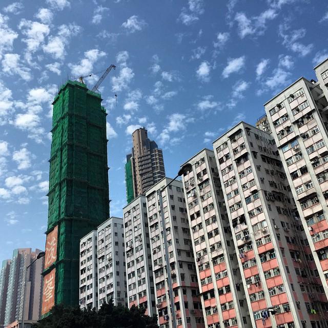 #KennedyTown residential #buildings. #hongkong #hk #hkig