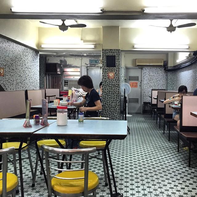 #ChinaCafe, an old school #CharChanTang in #Mongkok. #HongKong #hk #hkig
