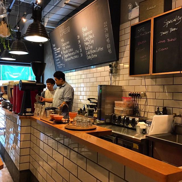 #CocoEspresso #cafe in #Central, #HongKong. #HK #hkig