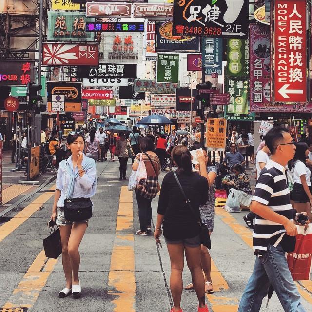 Daytime #Mongkok. #HongKong #hk #hkig