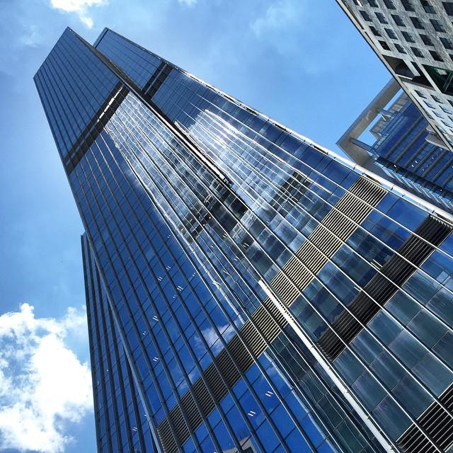 #LandmarkEast in #KwunTong. #buildings #architecture #glass #steel #HongKong #hk #hkig