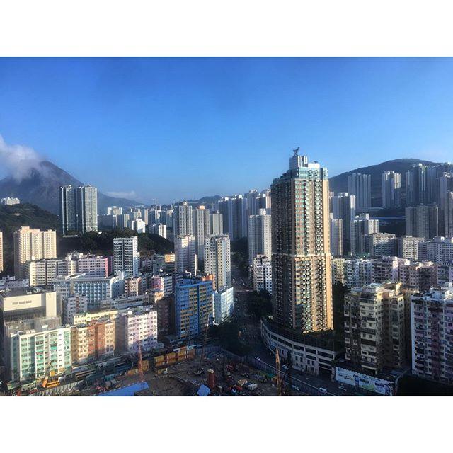 A #KwunTong panorama. #HongKong #hk #hkig #kowloon