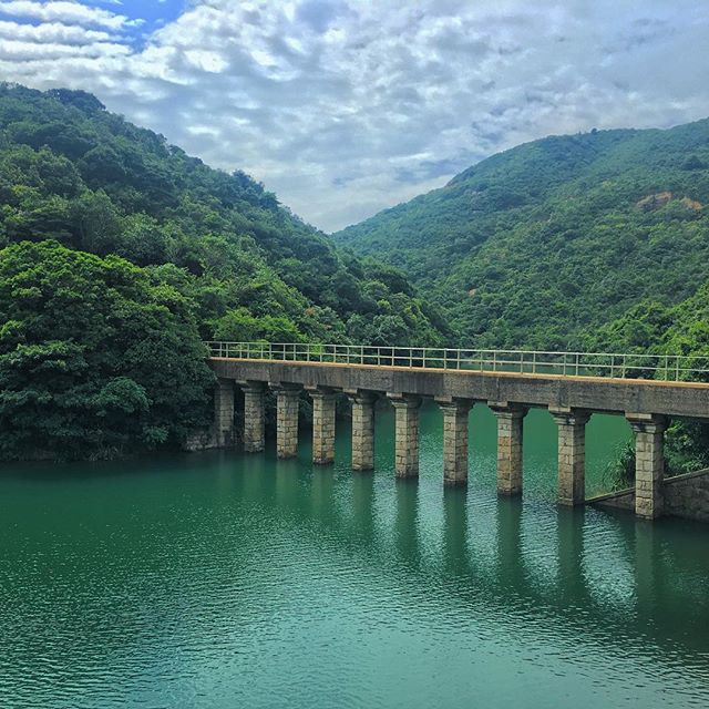 A #masonry #bridge at #TaiTam #reservoir. #hongkong #hk #hkig